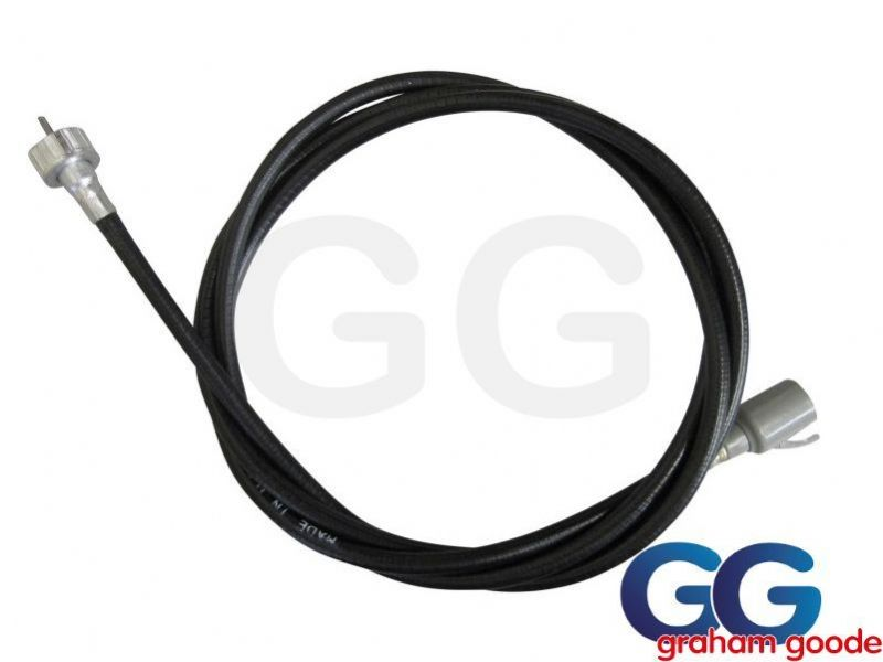 Speedometer Cable RHD Sapphire 4WD & Escort Cosworth GGR1060